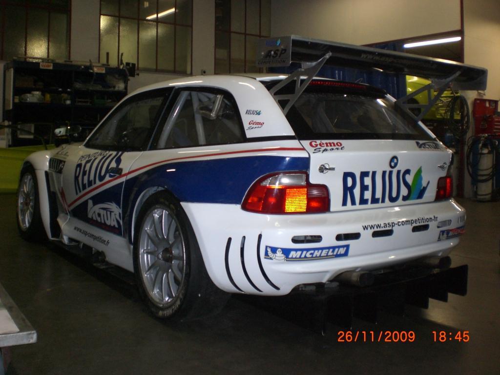 Gemo Motorsport Projets Gemo Motorsport
